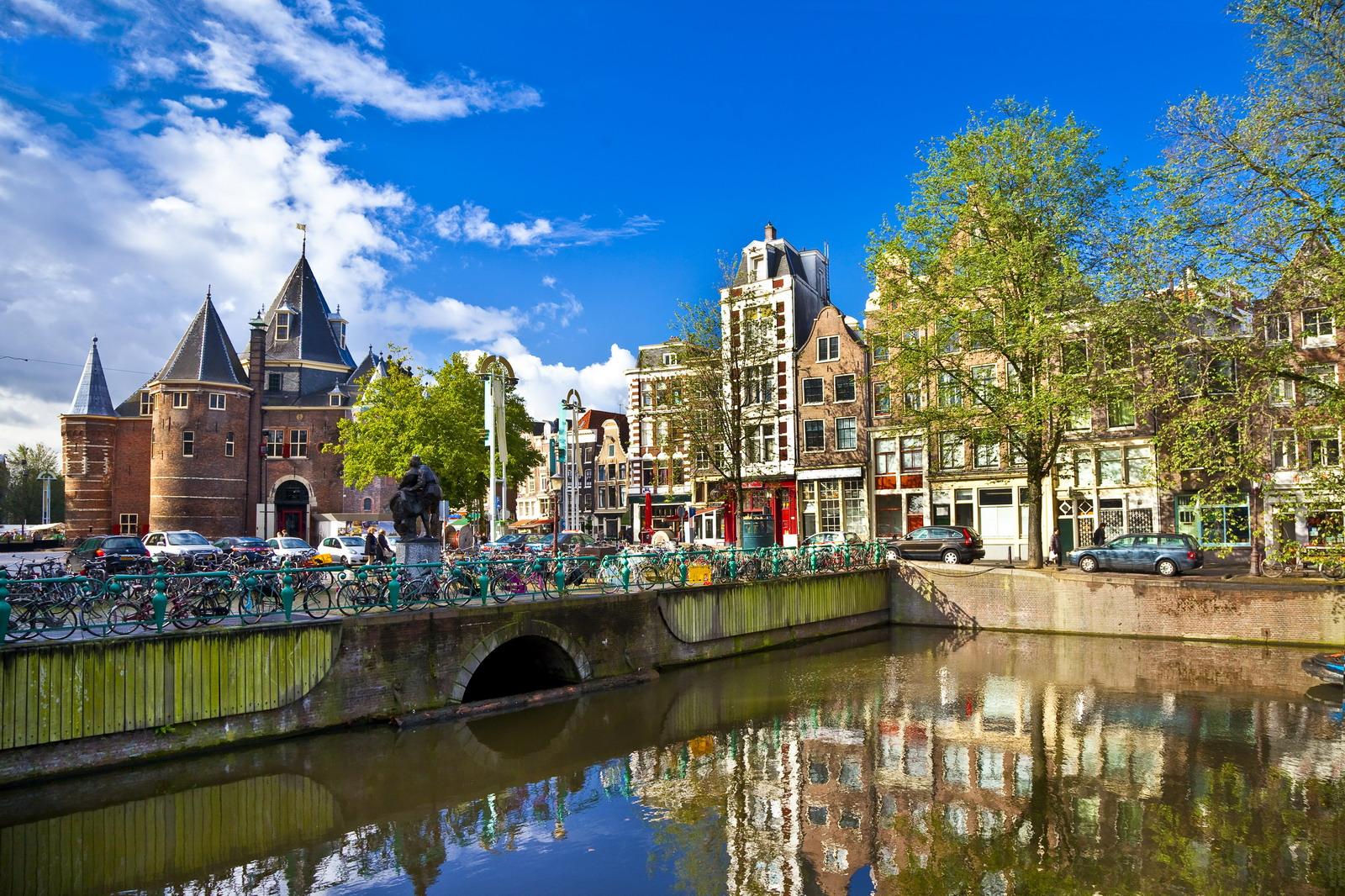 Bank Amsterdam Amsterdam Bank Holiday Weekend