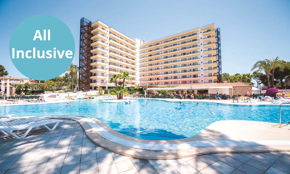 3* Majorca All Inclusive for £199pp