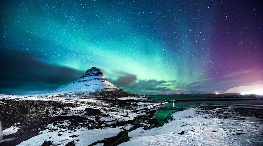 3 night Iceland break with Northern lights tour
