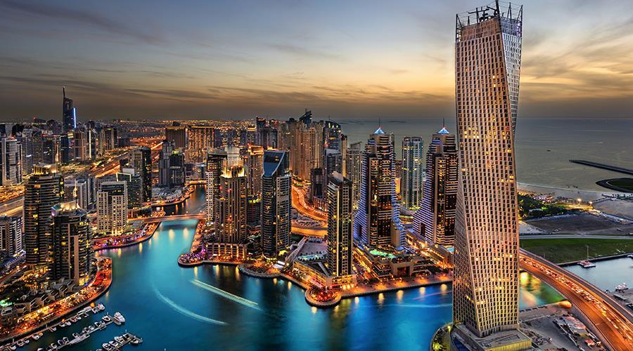 4* Dubai break with breakfast