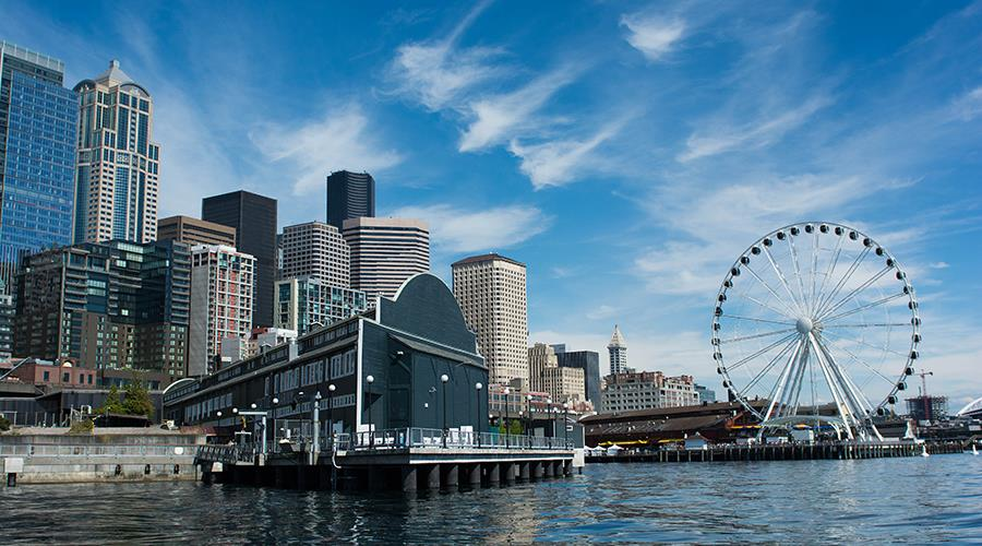 4 Night adventurous Seattle escape