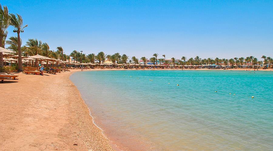 5* all-inclusive Hurghada escape