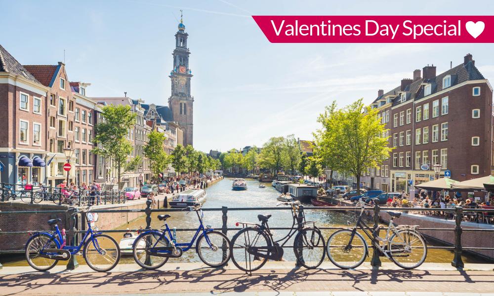 5* Amsterdam Valentines Escape