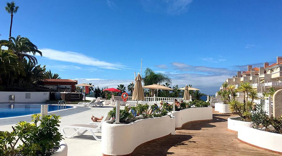 7 Night Tenerife escape with meals