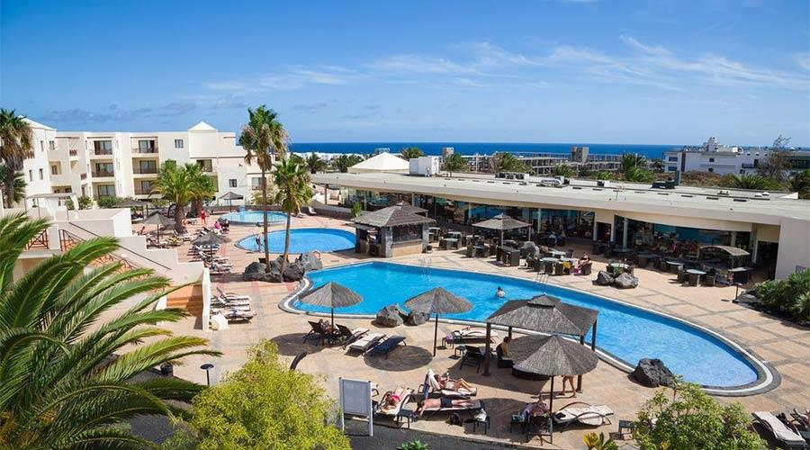 7nts Lanzarote stay with breakfast