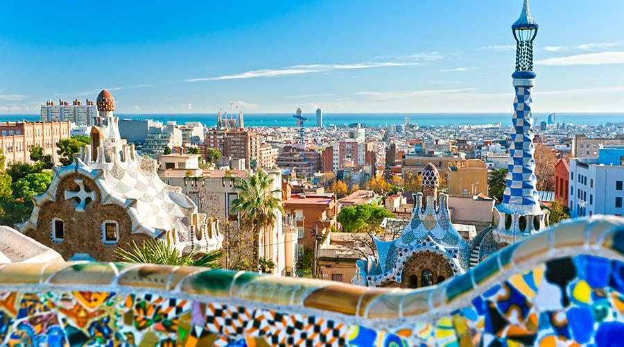 Barcelona City escape with tour