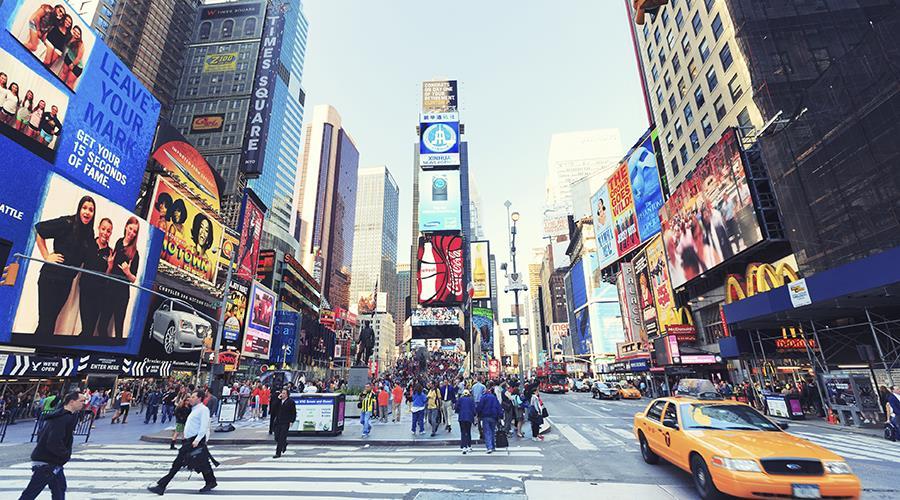 New York city escape with tour
