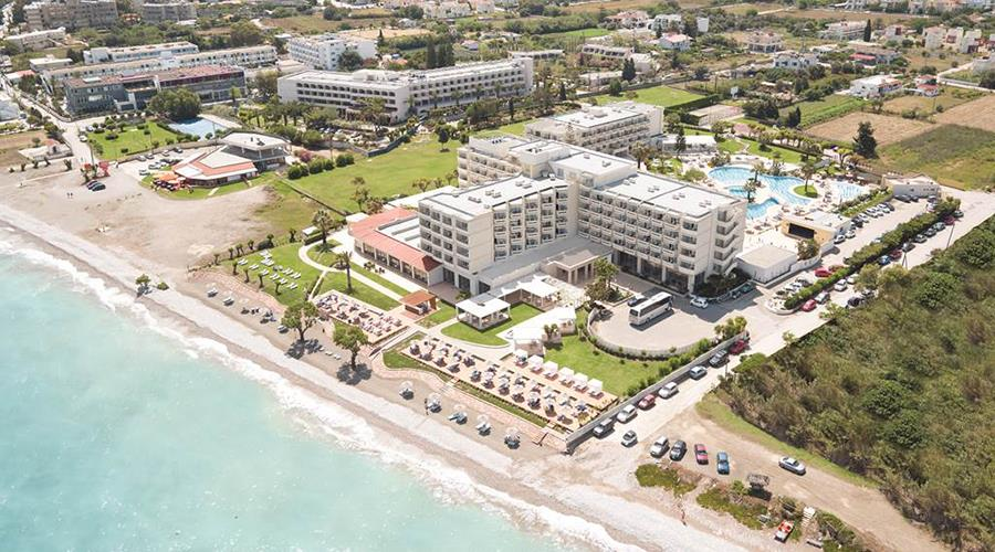 Ultra-all-inclusive Rhodes stay