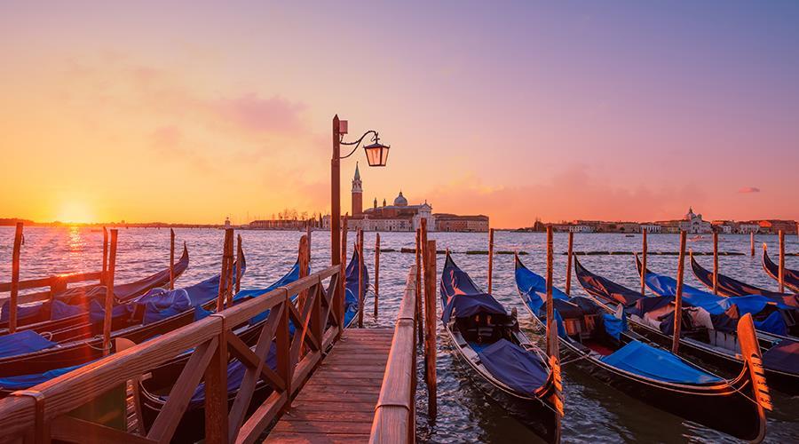 Venice city escape with tour