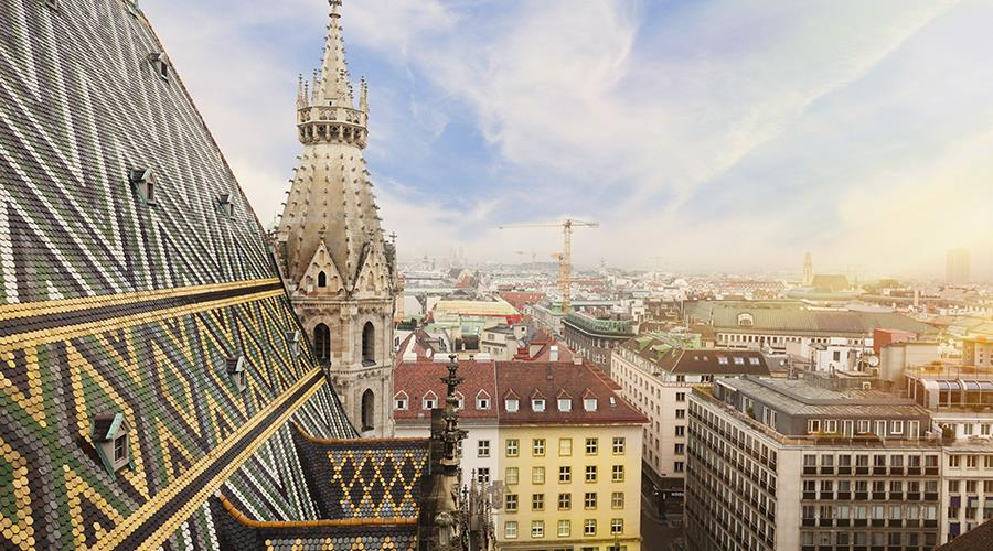 Vienna city escape with tour