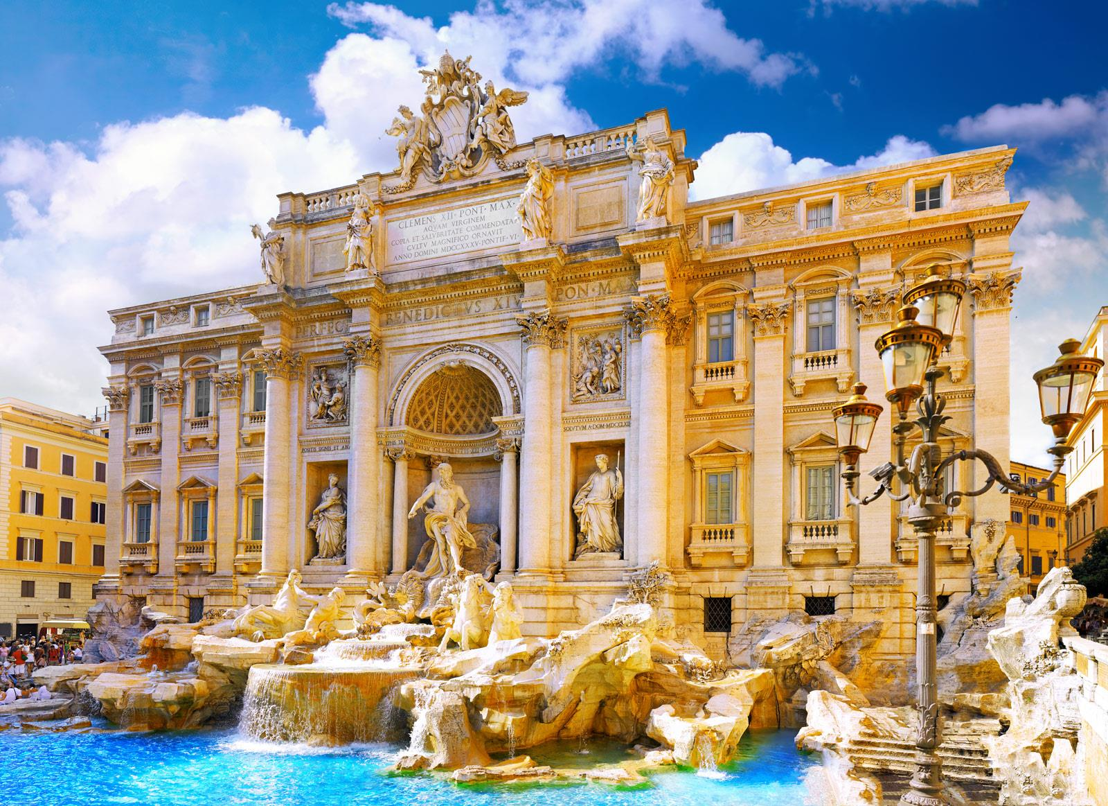 4 nights Rome & Venice w/ flights, hotels with breakfast, train transfers from only £189pp