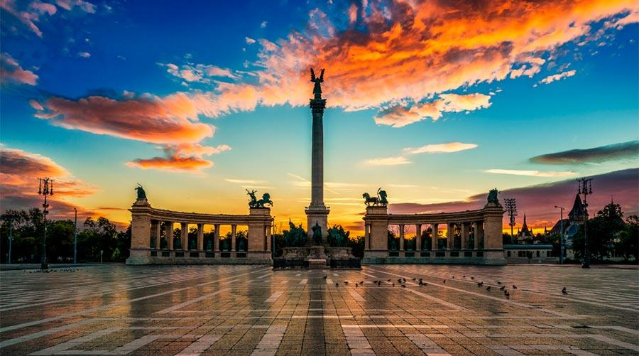 5-star Budapest break with tour
