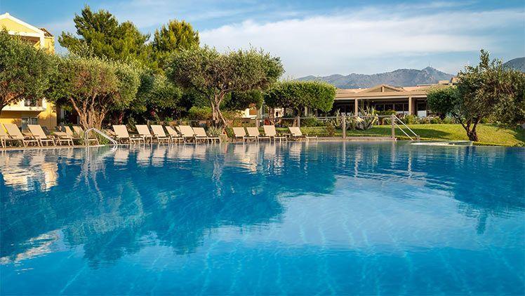 All-inclusive Corfu getaway
