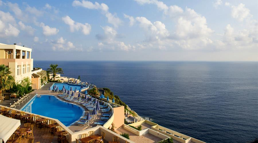 All-inclusive luxury Crete escape