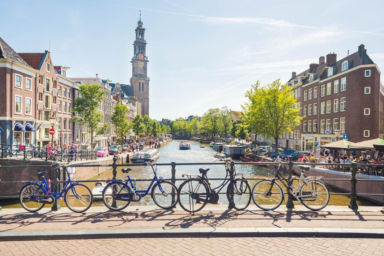 Amsterdam break with Canal Cruise