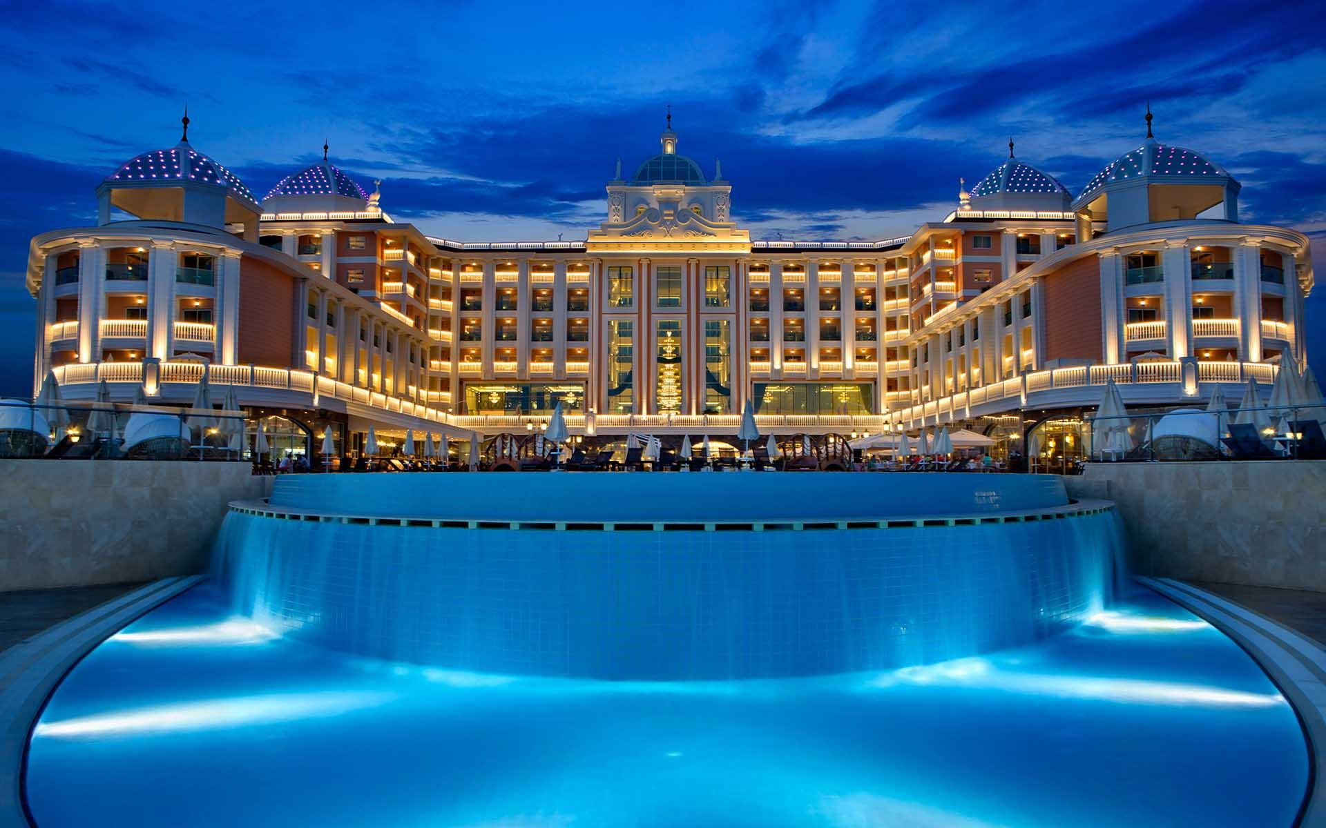 Champagne Welcome 7 Nights Luxury 24 hour ULTRA All inclusive Holiday