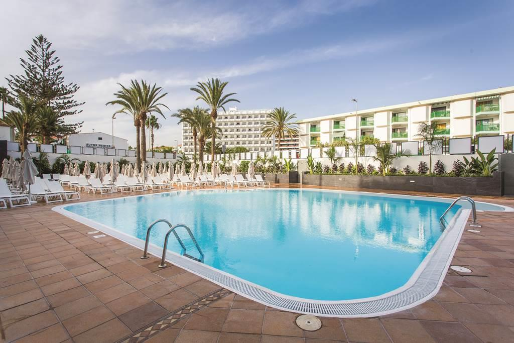 Award winning 4 star all inclusive beach holiday in Gran Canaria with stunning sea views
