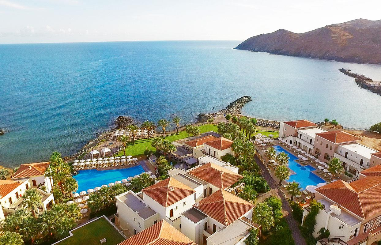 Award Winning Luxury All-Inclusive Crete Holiday with Dine-Around Meals