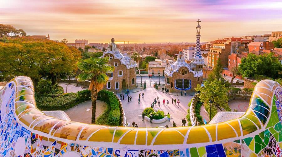 Barcelona escape