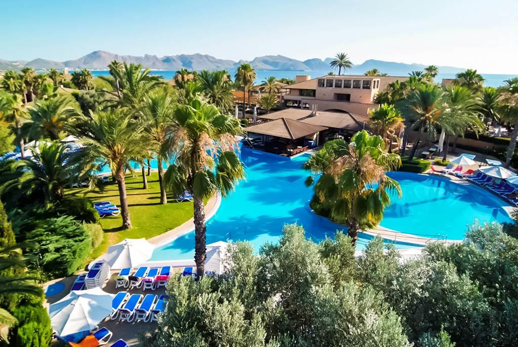 Beachfront all inclusive Mallorca escape from only £299pp