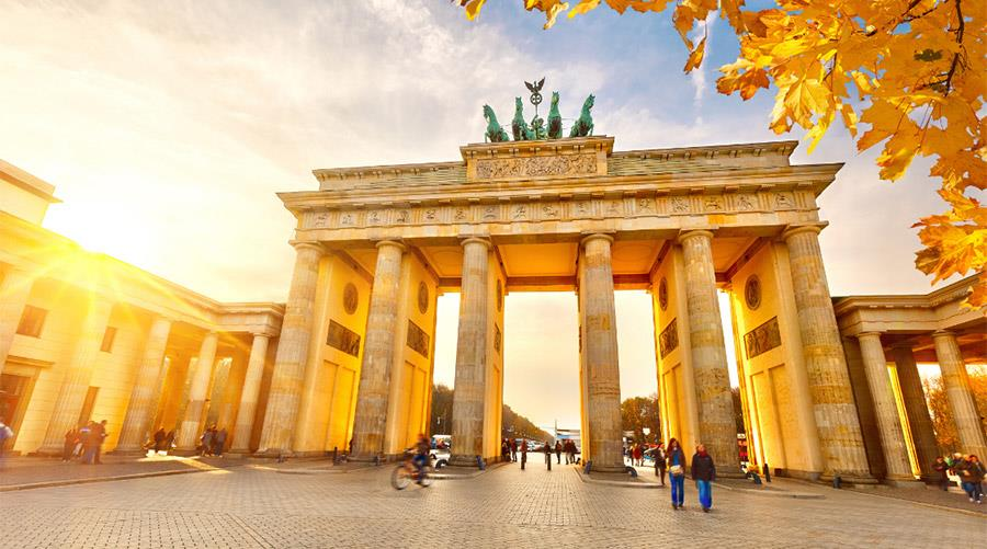 Berlin stay including tour