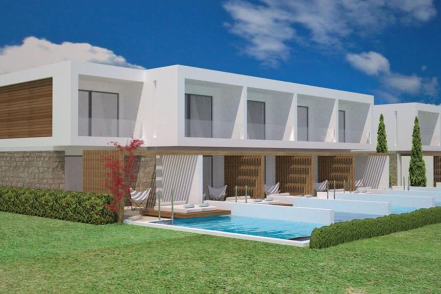 Brand new 5* Rhodes holiday in a suite with private pool and meals from only £399pp