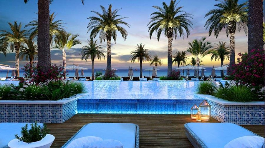Brand new luxury hotel in Paphos