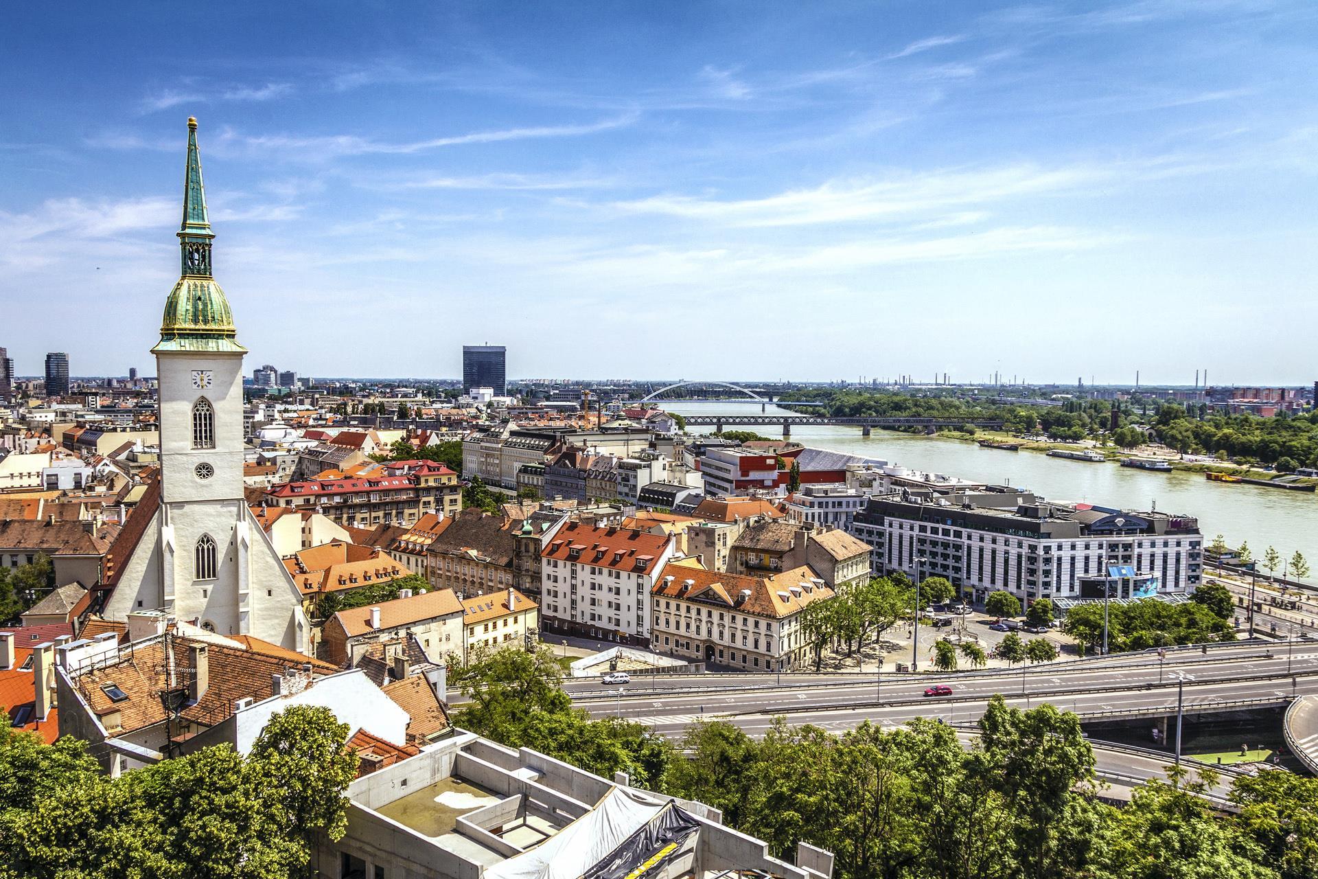 Bratislava 4* 3 night break