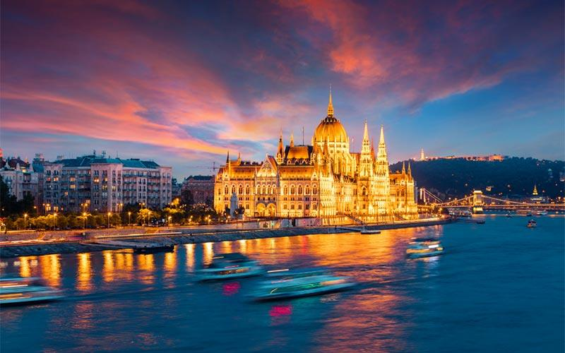 Budapest break including tours