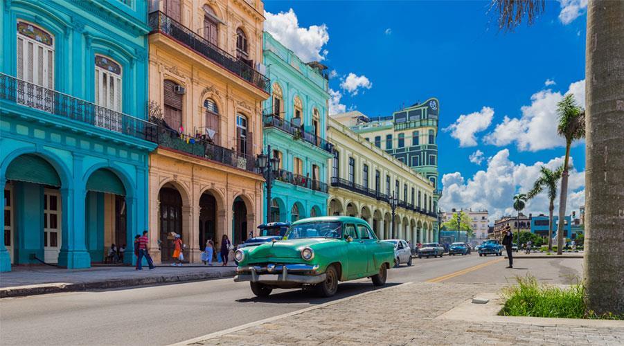 Cuba getaway
