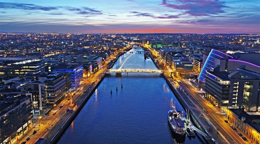 Dublin break