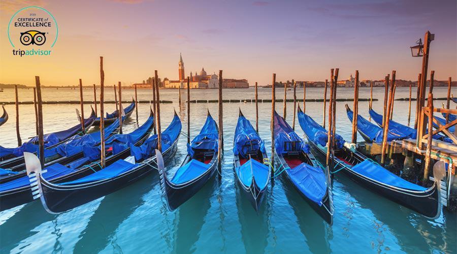 Escape to Venice