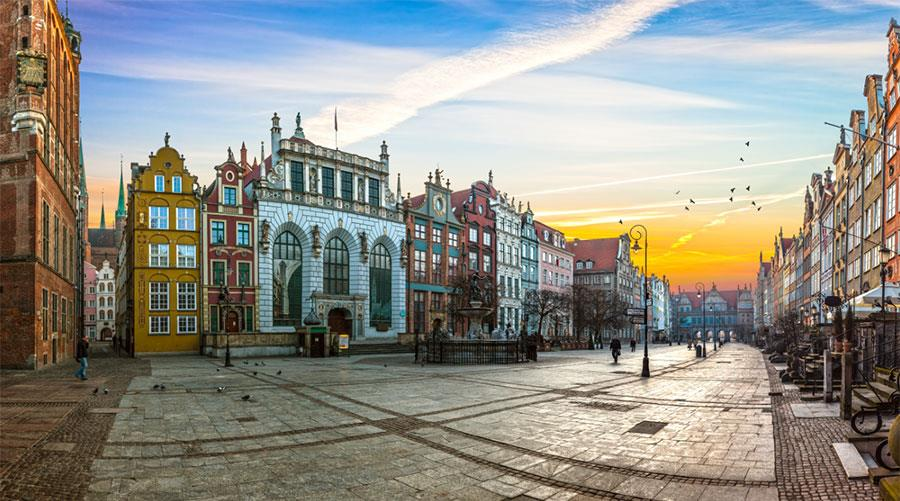 Gdansk city break