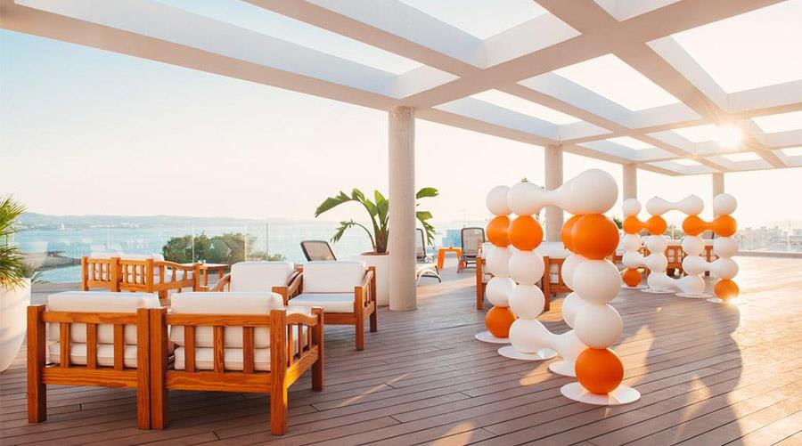 Ibiza stay with meals