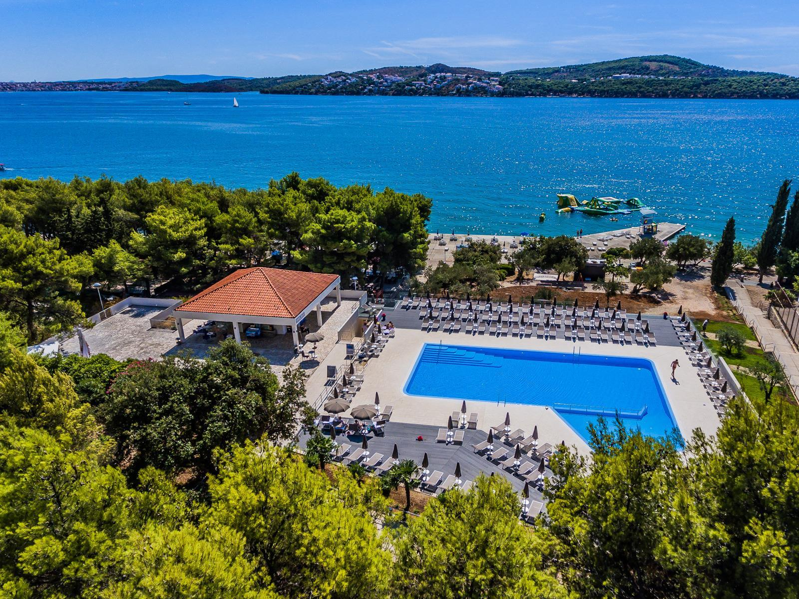 Brand new 4* Croatian escape W/ flights, sea-view rooms, transfers & meals from only £199pp