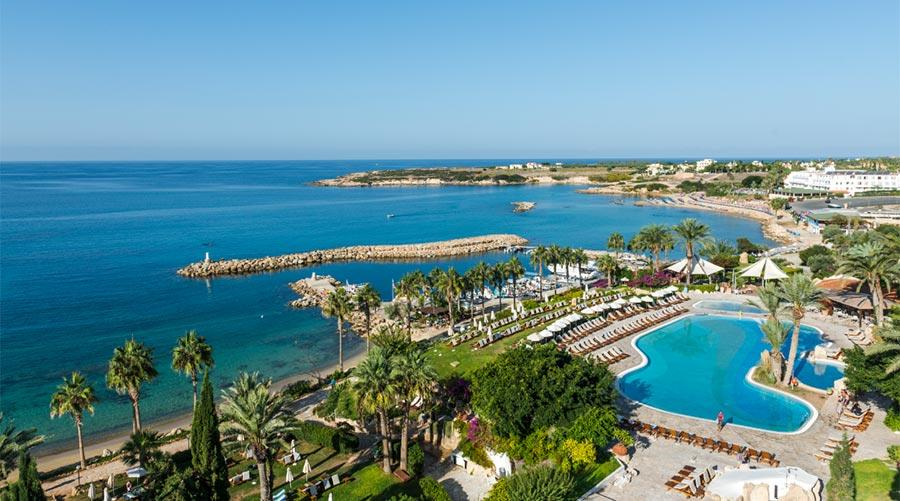 Luxury all-inclusive Paphos