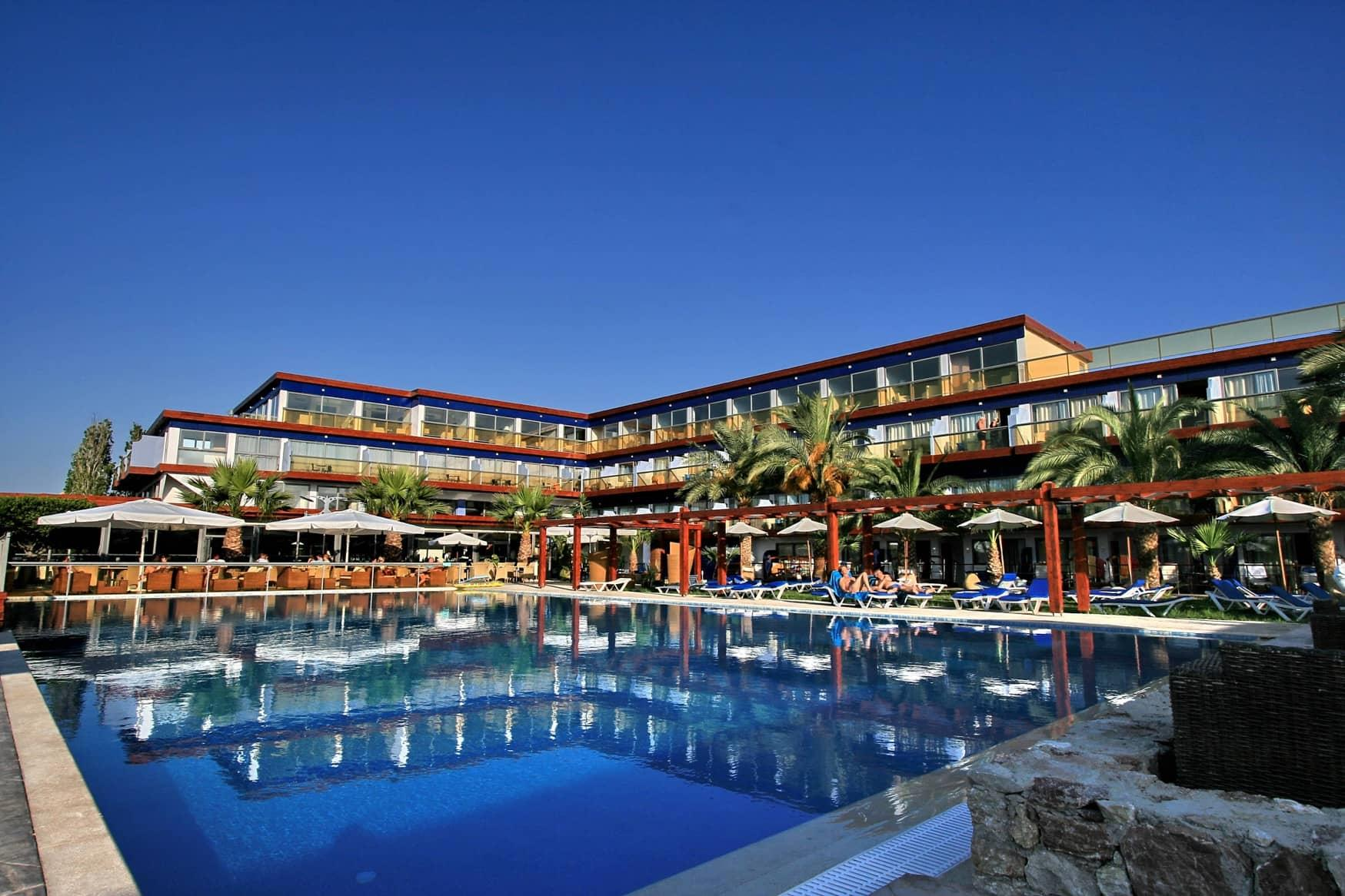 Luxury beachfront All Inclusive 7 night holiday in Rhodes from only £399pp