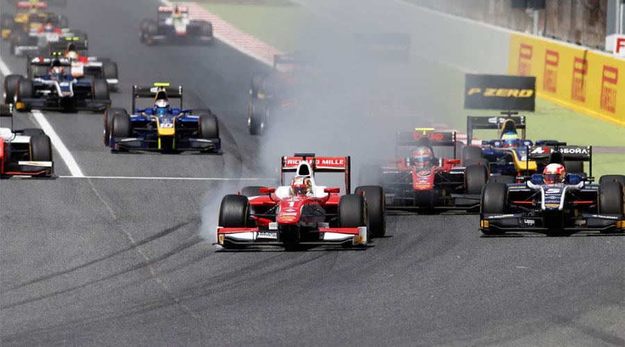 Spanish Grand Prix - Rosamar Es Blau
