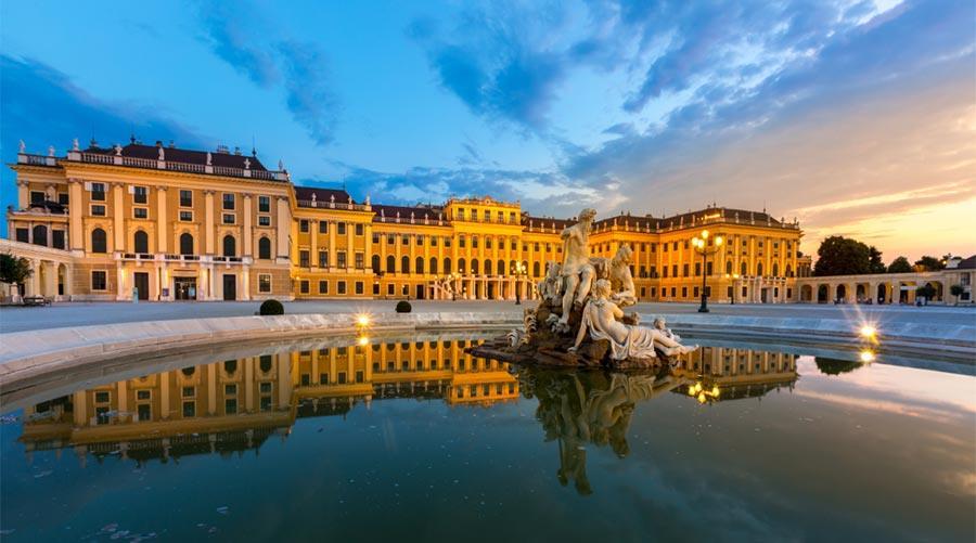 Vienna & Bratislava Twin Centre
